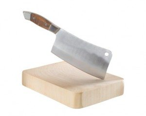 how to use chinese vegetable cleaver