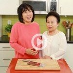 How to Use a Chinese Cleaver Knife!