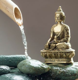 Bring the Peace of Water Indoors with Asian Fountains