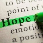 Finding Hope in Hopeless Times