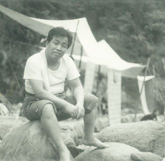 In Memory of my Father, Byong Tae Cho….
