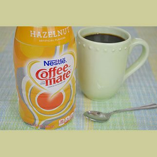 Moon Confesses…Coffee-Mate Creamer….