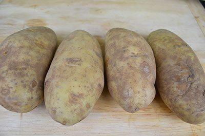 frozen potato skins cooking instructions