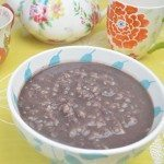Red Bean Sticky White Rice Porridge