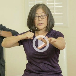 """Sitting Qigong: Move your """"Chi"""" or Energy while Sitting"""