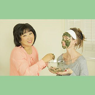 Seaweed Natural Face Mask