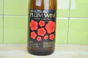 Plum-Wine