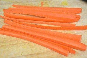 Carrot-Sliced
