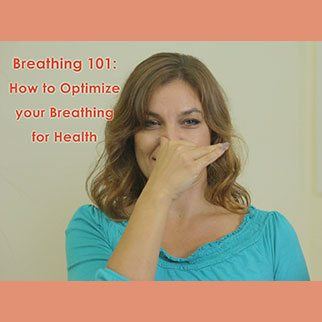 Breathing 101: How to Optimize your Breathing
