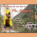 Predictions for Chinese New Year of Monkey 2016