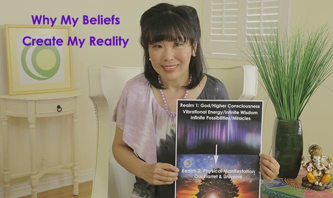 How My Beliefs Create My Reality