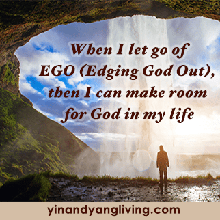 Zen Message: Edging God Out