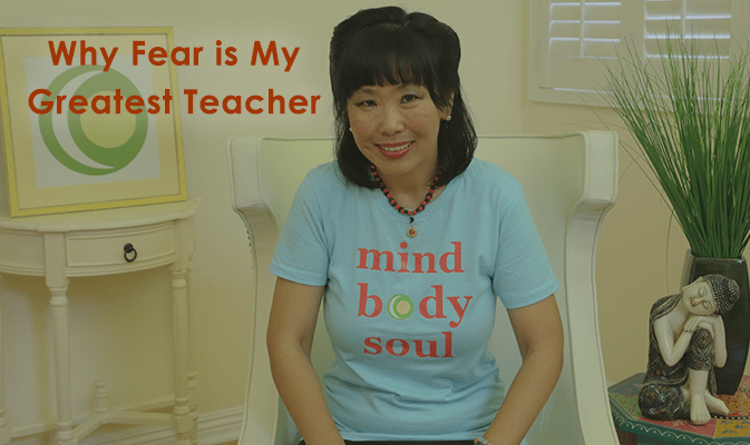Why Fear is My Greatest Teacher