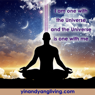 Zen Message: One with the Universe