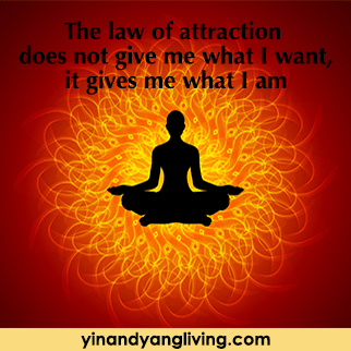 Zen Message: Law of Attraction