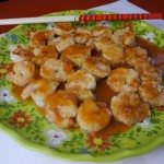 Sweet & Sour Crispy Shrimp