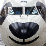 Panda Bear Airplane to China!