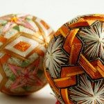 Japanese Embroidery: Temari Balls