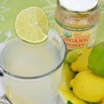 Cleansing your Body with Fresh Lemon Juice with Honey