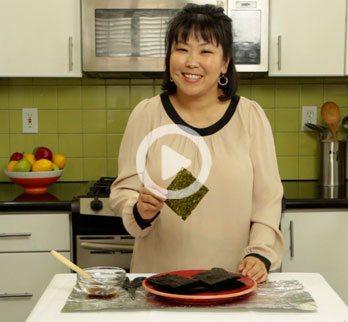Healthy & Delicious Seaweed Snack!