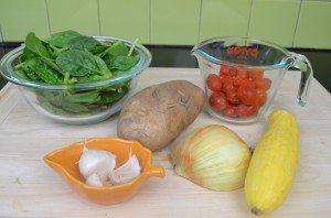 1.Vegetables