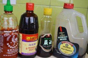 2.Condiments