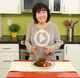 Different Kinds of Korean Kimchi!