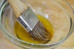 BrushInOliveOil