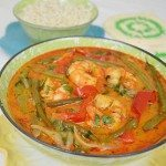 Red Curry with Shrimp & String Beans