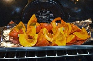 PumpkinInOven