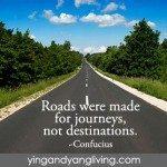 Zen Message: Black Road: Confucius