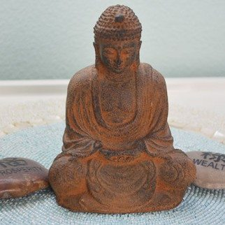 Zen Buddha Altar