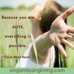 Zen Message: Alive Thich Nhat Hanh