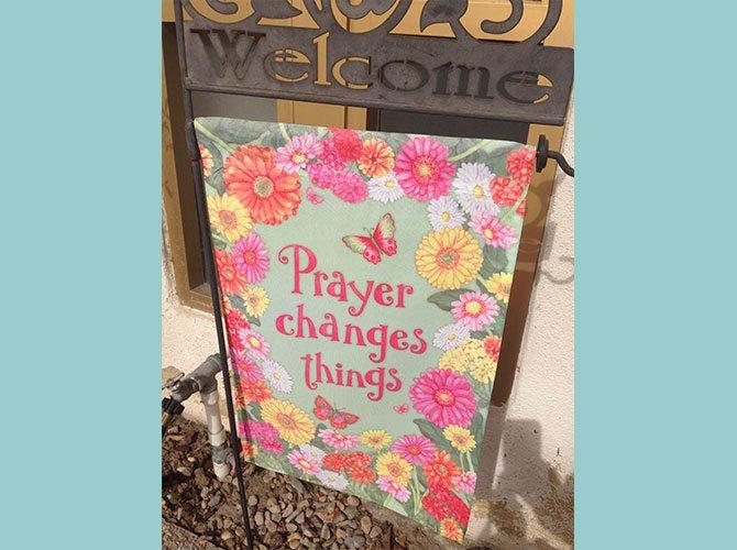 PrayerSignBlue670X500