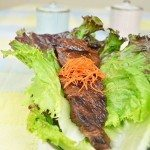 Summer Korean Barbecue: Short Rib Beef in Plum Wine Ginger Soy Sauce Marinade