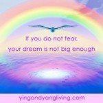 Zen Message: Fear and Dream