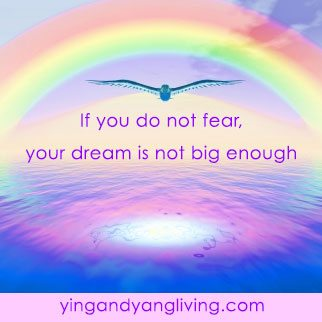 Zen Message: Fear and Dream