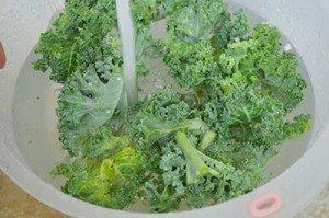 Wash-Kale