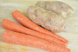 Potato-Carrot-Igredient