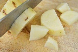 Potato-Cubes