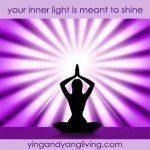 Zen Message: Inner Light Shines