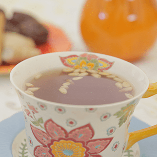 Cinnamon Ginger Date Tea as a Natural Cold Remedy