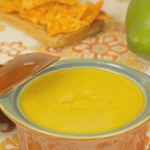 Squash Soup with Cinnamon & Nutmeg