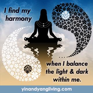 Zen Message: Yin Yang Harmony