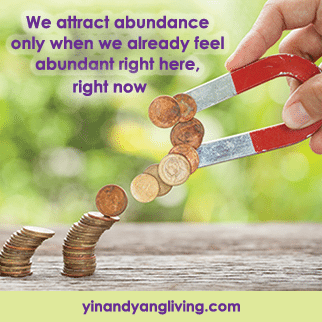 Zen Message: Attract Abundance