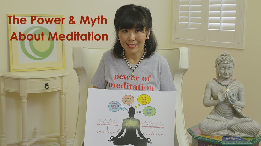 The Power and Myth About Meditation