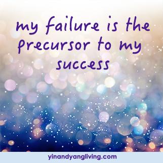 Om Message – Failure precursor to success