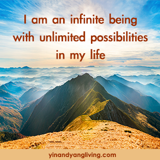 OM Message: Infinite Being with Infinite Possibilities