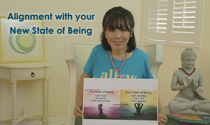 Alignment with your New State of Being