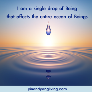 OM Message: Single Drop of Being